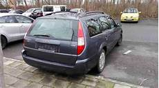 Ford Mondeo Mk3 Ez 2002 2 0 Tdci T 252 V 10 2017 Tolle