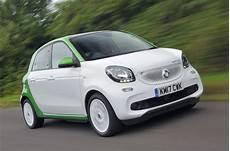 Smart Forfour Electric Drive Performance Autocar