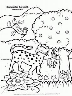 bible animals coloring pages 16909 free printable coloring pages of creation story coloring home