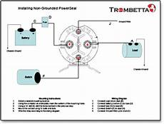Trombettum Solenoid Wiring Diagram by The Unique Sealed Construction Of The Trombetta Powerseal