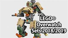 lego overwatch sets 2018 2019 klemmbausteinlyrik news