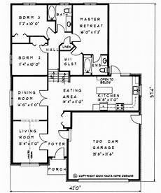 backsplit house plans 3 bedroom backsplit house plan bs116 1552 sq feet