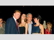 trump and epstein relationship