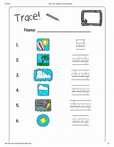 weather spelling worksheets 14679 windy today