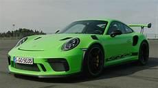 911 Gt3 Rs - 2019 porsche 911 gt3 rs lizard green exterior