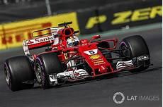 Formel 1 2017 In Mexiko Vettel Verhindert Verstappen Pole