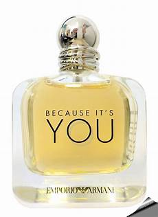 emporio armani quot weil es sie ist quot eau de parfum f 252 r frauen