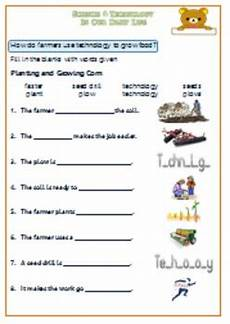 science technology worksheet 12409 science and technology worksheet for g 1 2 by smiley tpt