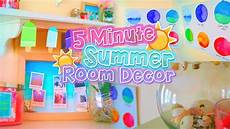 diy 5 minute room decor cute summer projects that you