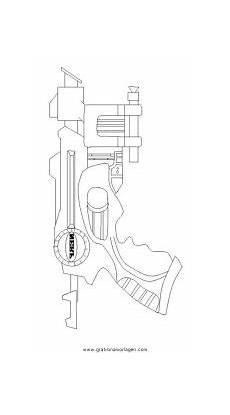 ausmalbilder zum ausdrucken nerf nerf 2 gratis malvorlage in menschen soldat ausmalen
