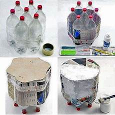 ideas de reciclaje de botellas pl 225 sticas pet reciclar envases pl 225 sticos pinterest