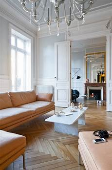 A Haussmannian Apartment In Bordeaux Desire To Inspire