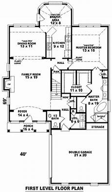 2300 sq ft house plans european style house plan 3 beds 2 50 baths 2300 sq ft