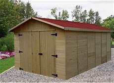 Garage Bois En Kit Un Garage D Un Montage Simple Pas