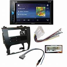 pioneer avh 200ex 2 din 6 2 quot dvd iphone android bluetooth receiver scosche nn1642b single