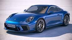 Porsche 911 Gt3 Touring 2018