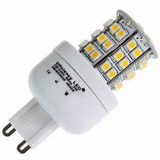 culot g9 led oule 48 led type 3528 smd 230 volts culot g9