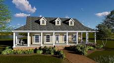 southern style house plans with wrap around porches graceful southern home with wrap around porch 2597dh
