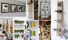 Decorating Ideas For A Blank Kitchen Wall by 20 Gorgeous Kitchen Wall Decor Ideas To Stir Up Your Blank