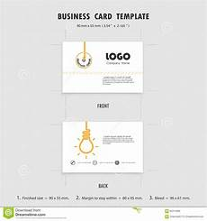 business card template 90mm x 50mm abstract creative business cards design template size
