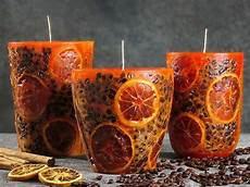 Kerze Selber Machen - durf derzen selber machen dekorieren mit zitronen