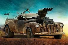 mad max fury road le top 10 des voitures post