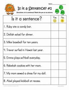 writing complete sentences worksheets 3rd grade complete sentences 2nd 3rd grade common core