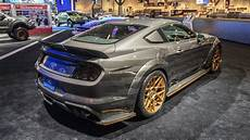 2018 sema show to play host to five different modified ford mustangs autoblog