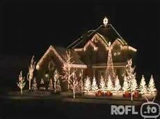 Häuser In Amerika - hammer weihnachtsbeleuchtung am haus und weihnachtsbaum