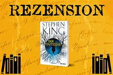 Stephen King Der Outsider - cover der outsider stephen king auf orangenem