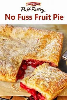 no fuss fruit pie recipe pepperidge farm puff pastry puff pastry desserts puff pastry recipes