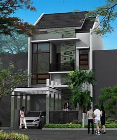 Desain Rumah Minimalis 2 Lantai Yang Modern Jurnal