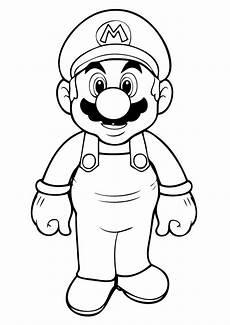 Mario Malvorlagen Zum Drucken Malvorlagen Fur Kinder Ausmalbilder Mario