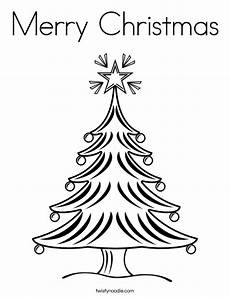 merry christmas tree drawing at getdrawings free download
