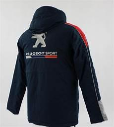 Parka Peugeot Sport De La Collection Officielle Peugeot Sport