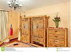 meubles en bambou meubles en bambou ethniques photo stock image du