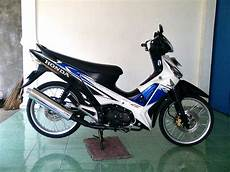 Modifikasi Supra X 125 Standar by Otoeddy S Modified Modifikasi Quot Striping Standar Quot Supra X 125