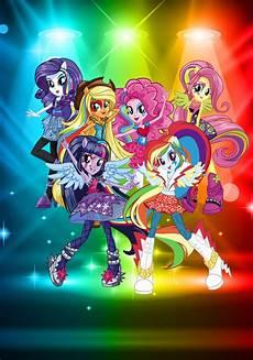 my pony equestria rainbow rocks