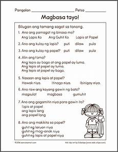 free printable worksheets for filipino kids 1st grade