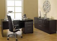 used home office furniture 100 series 3 pc office set with mobile pedestal and