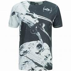 wars s space battle t shirt black merchandise