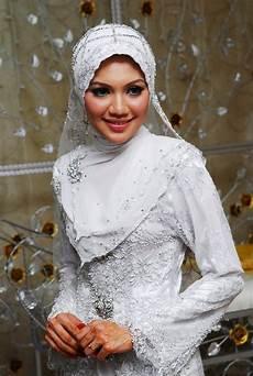 10 Ide Jilbab Pengantin And Style