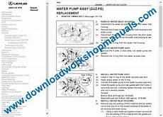 manual repair free 2004 lexus gx transmission control lexus gx 470 service repair workshop manual
