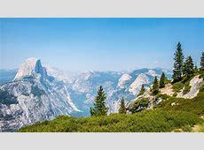 California, Yosemite Valley, Landscape, Mountain