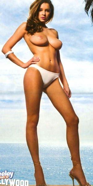Naomi Armitage Nude