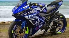 Modifikasi Yamaha R15 by Modifikasi Yamaha R15 Dengan Budget 10 Jutaan