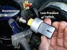 Recharged Car AC Still Warm — Ricks Free Auto Repair