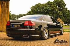 Audi A8 D3 Certainly Looks Different With Custom Wheels