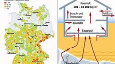 Radioaktives Gas Radon Die Vernachl 228 Ssigte Gefahr Aus