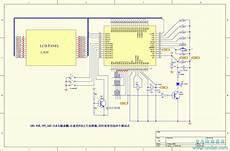 ao kema air conditioner remote control circuit diagram control circuit circuit diagram